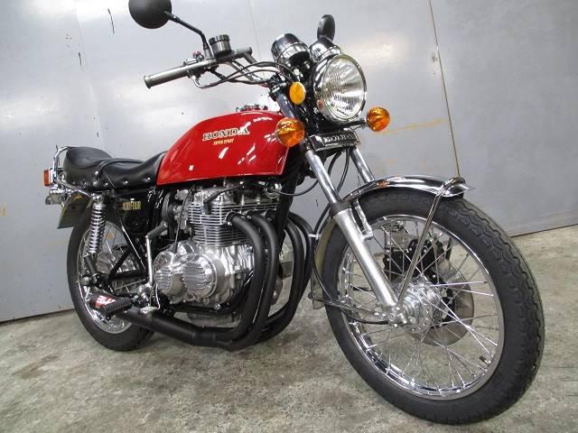 ホンダ CB400F エンジンオーバーホール済み398登録車の画像(東京都