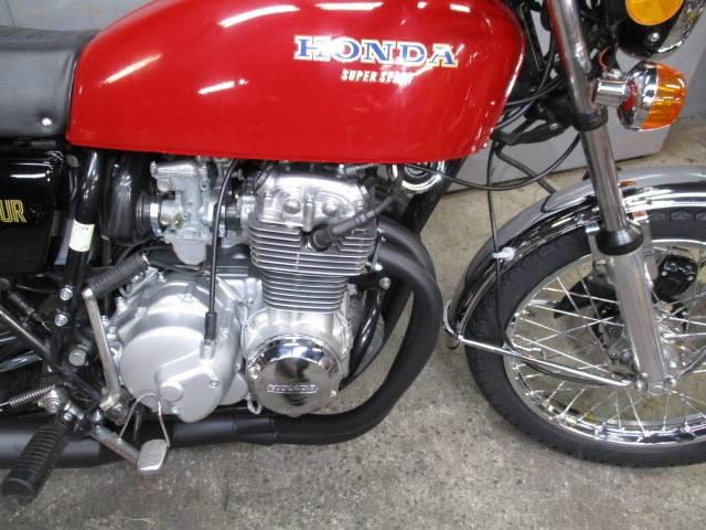ホンダ CB400F エンジンオーバーホール済み・398登録車の画像(東京都