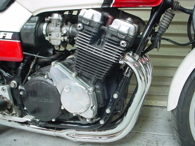 ホンダ CBX550F エンジンオーバーホール・400登録公認・の画像(東京都