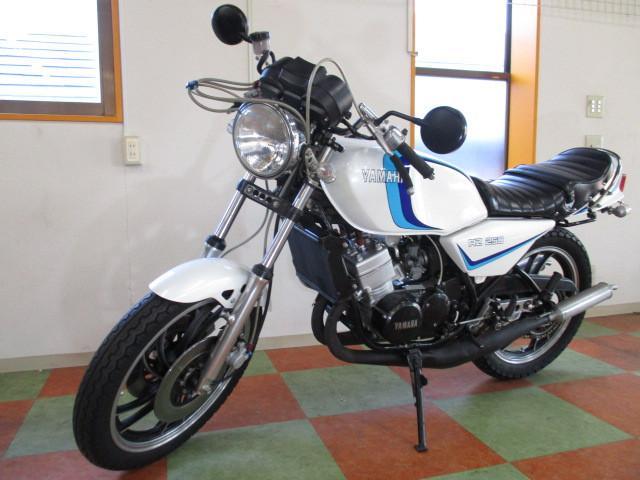 ヤマハ RZ250 エンジンフルオーバーホール・ニューペイント・350ccの画像(東京都
