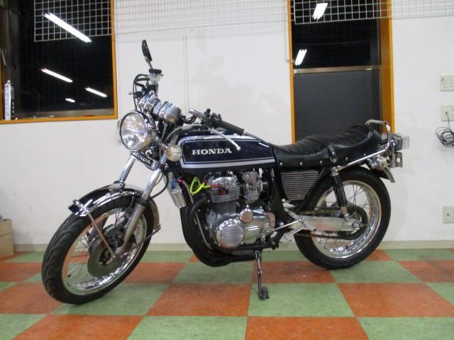 ホンダ CB400F エンジンオーバーホール済み・CRキャブ・398cc公認の画像(東京都