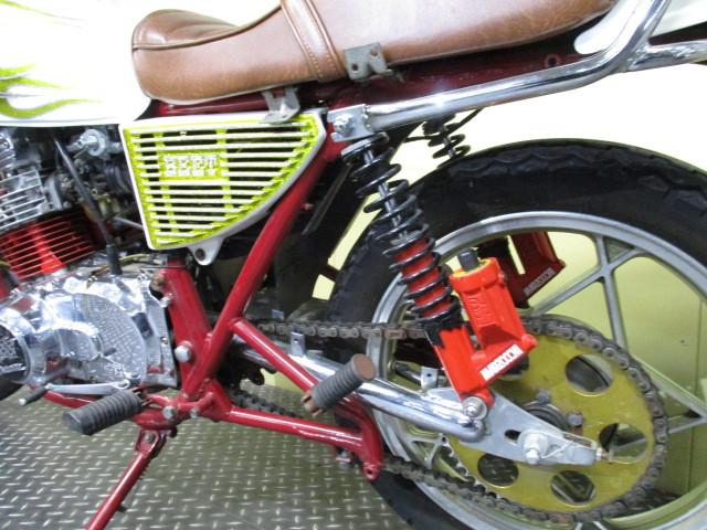 スズキ GS400 ダブルディスク・マルゾッキ・メッキエンジン仕様の画像(東京都