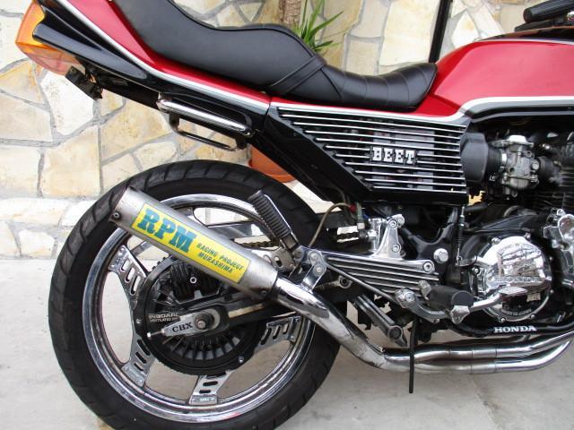 ホンダ CBX400F 国内物・フルメッキ・RPM2型仕様の画像(東京都