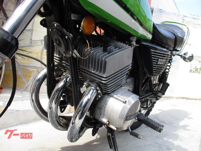 カワサキ KH250 国内物・400エンジン・アルミHリムの画像(東京都