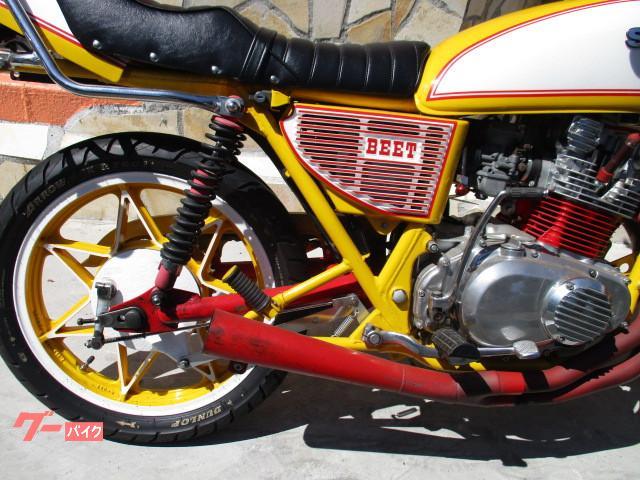 スズキ GS400  エンジン450ccオーバーホール・セブンスター・ダブルディスク・の画像(東京都