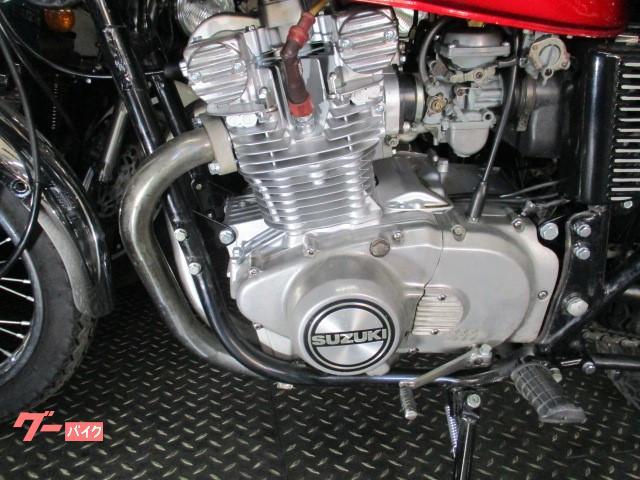 スズキ GS400 国内物・エンジンオーバーホール済み・ダブルディスクの画像(東京都