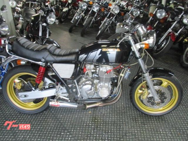 CB400F(408cc) フルカスタム・398登録