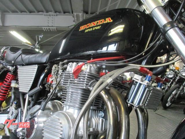 ホンダ CB400F(408cc) フルカスタム・398登録の画像(東京都