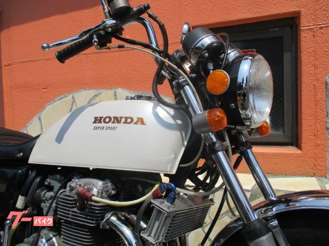 ホンダ CB400F(398cc)オイルクーラー・アップハンドル・398登録車の画像(東京都
