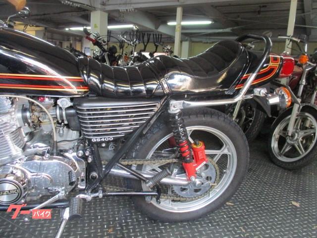 スズキ GS400 エンジンオーバーホール・ダブルディスク・メッキ仕様の画像(東京都
