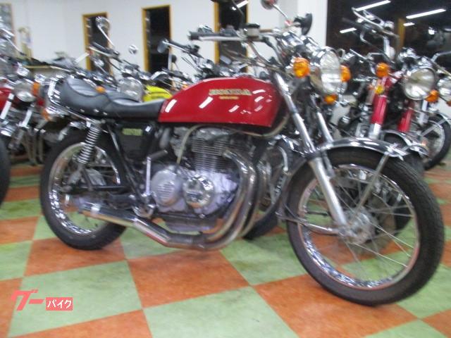 ホンダ CB400F(398cc)の画像(東京都