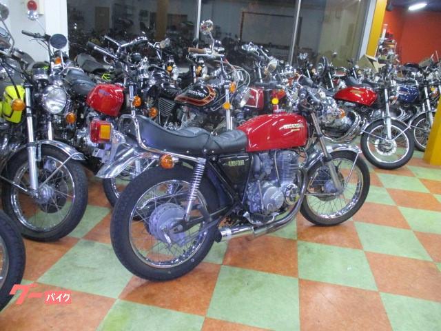 ホンダ CB400F(408cc) 398cc登録車の画像(東京都