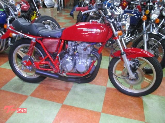 CB400F(398cc) ダブルディスク・ハヤシキャスト・FCR
