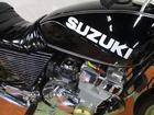 スズキ GSX400F レストア車・ニューペイント・メッキ仕様の画像(東京都