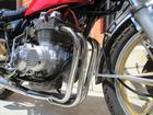 ホンダ CB400F(398cc)キャストホイール・集合管・タックロールシートの画像(東京都