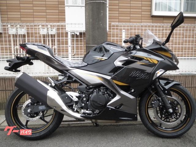 Ninja 400 2022年モデル