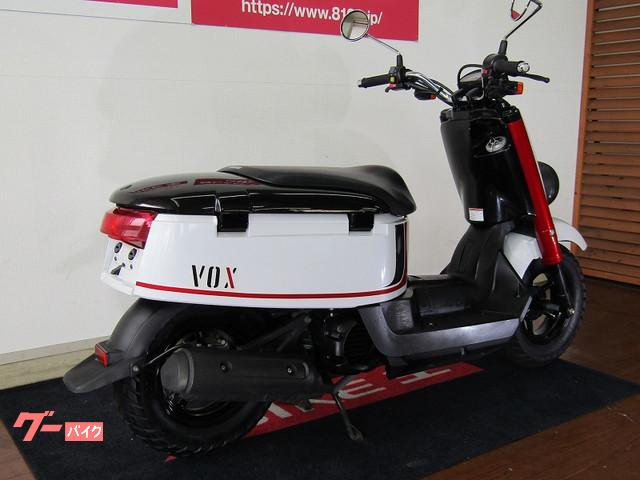 ヤマハ VOX FIの画像(福岡県