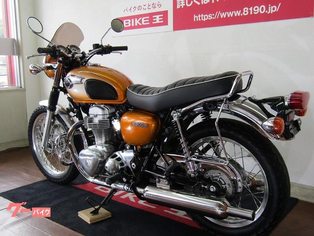 カワサキ W800 FI ワイバンクラシックの画像(福岡県