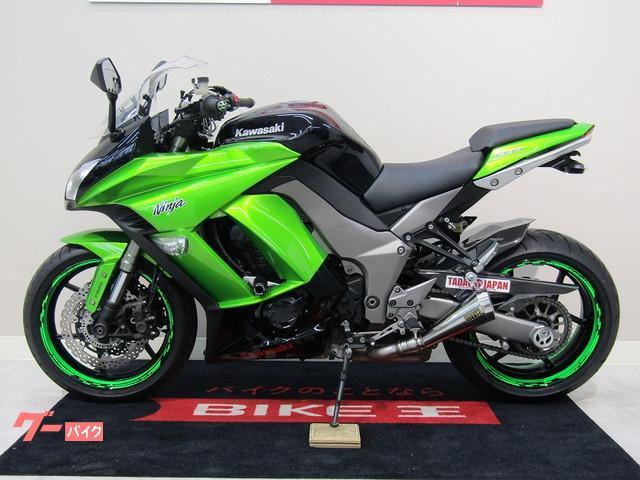 カワサキ Ninja 1000 ABS パワーBOXスリップオンマフラーの画像(福岡県