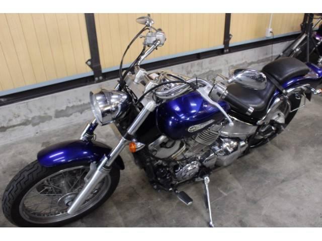 ヤマハ ドラッグスター400 ノーマル デジメーター VH01Jモデルの画像(東京都