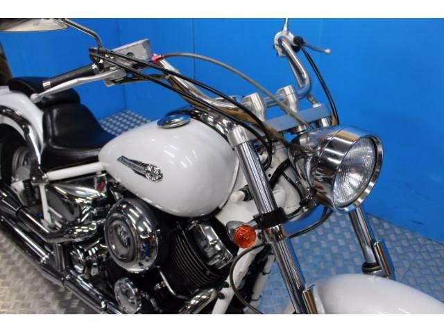 ヤマハ ドラッグスター400 VH01Jモデル デジメーターの画像(東京都