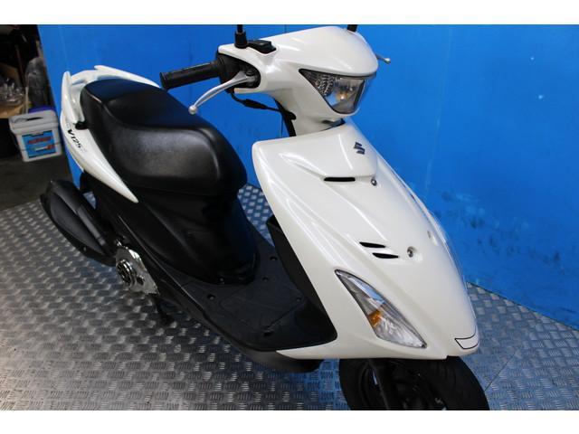 スズキ アドレスV125S ノーマル CF4MAモデルの画像(東京都