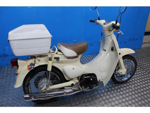 ホンダ リトルカブ ノーマル ボックス付 AA01モデルの画像(東京都