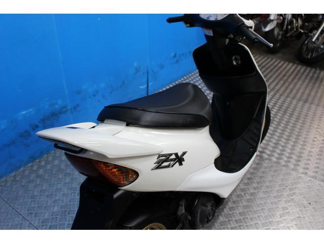 ホンダ ライブDio ZX 2スト ノーマル AF35モデルの画像(東京都