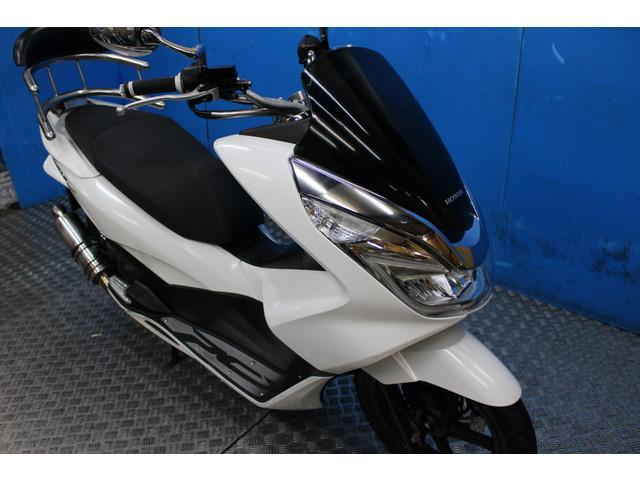 ホンダ PCX150 カスタムマフラー  KF18モデルの画像(東京都