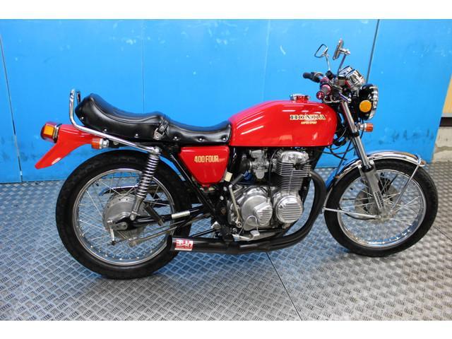 ホンダ CB400Four 398登録 CB400Fモデルの画像(東京都