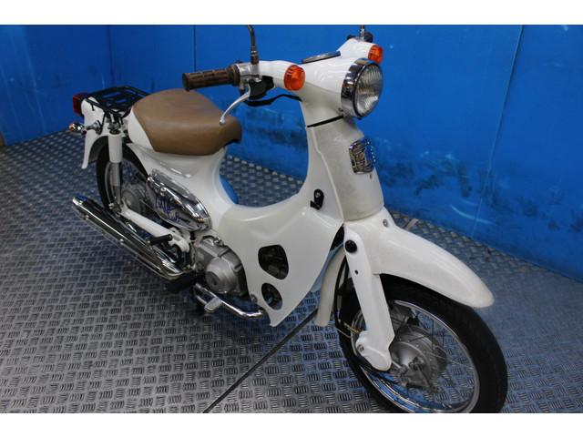 ホンダ リトルカブ ノーマル セル付 AA01モデルの画像(東京都