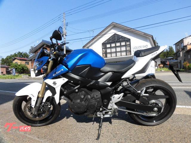 スズキ GSR750の画像(新潟県