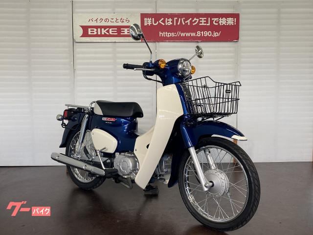 ホンダ スーパーカブ110 JA44型 サドルバッグサポートの画像(千葉県