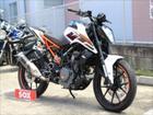 KTM 250デュークの画像(埼玉県