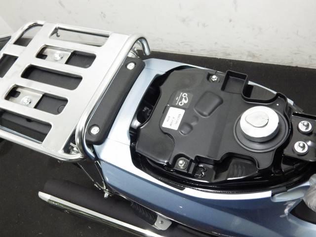 ホンダ スーパーカブ110 国内2016年モデル スマートブルーメタリックの画像(千葉県