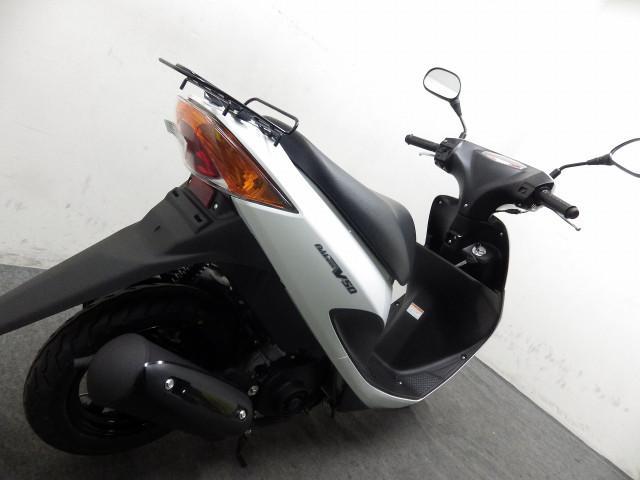 スズキ アドレスV50 XL8 国内モデル ホワイトの画像(千葉県