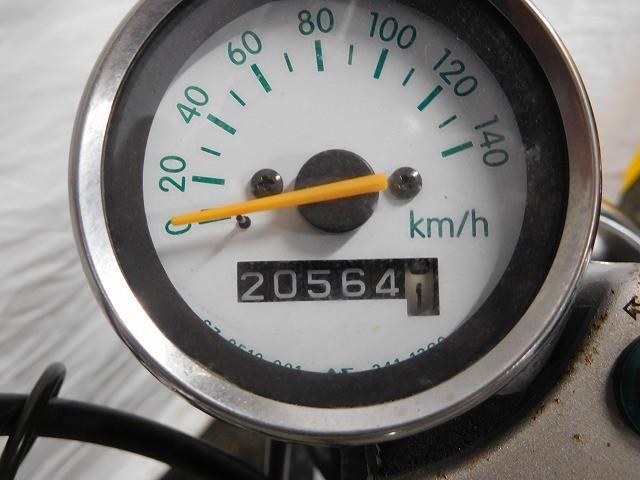 スズキ バンバン200 ノーマル キャブ 2002年式の画像(千葉県