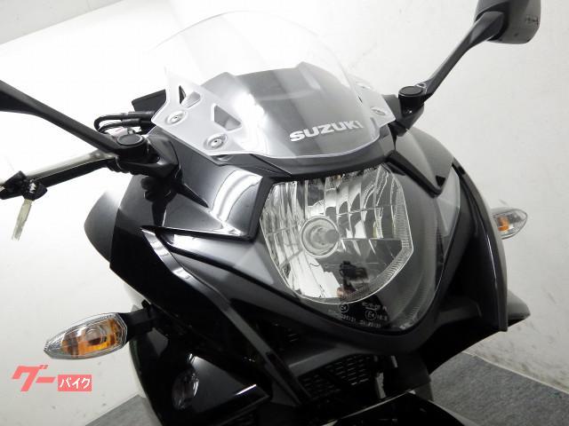スズキ GSX250R 国内L9モデル ブラックの画像(千葉県