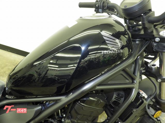 ホンダ レブル 国内最新モデル ブラックの画像(千葉県