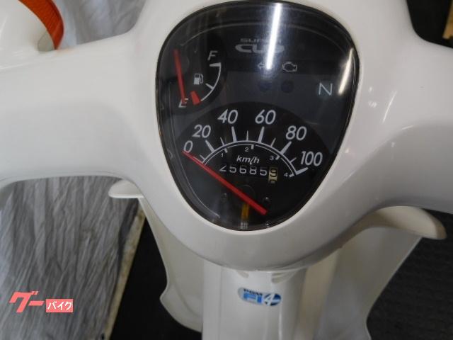 ホンダ スーパーカブ110 2009年モデル JA07  ノーマルマフラーの画像(千葉県