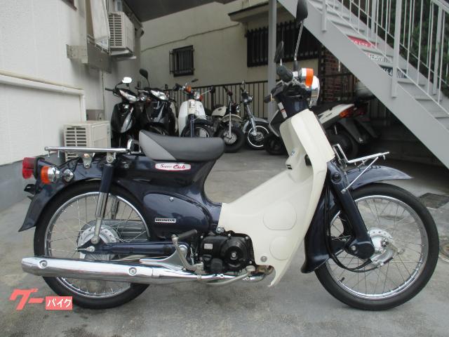 スーパーカブ50 AA01 FI