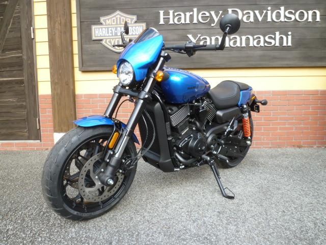 HARLEY-DAVIDSON XG750A ストリートロッドの画像(山梨県