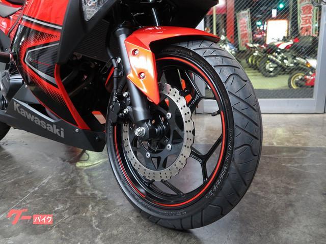 カワサキ Ninja 250 エンジンスライダー装着の画像(千葉県