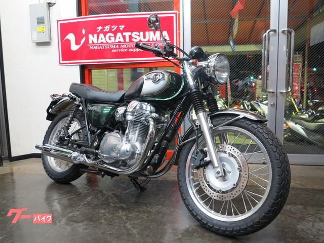 カワサキ W800 ライトカスタムの画像(千葉県