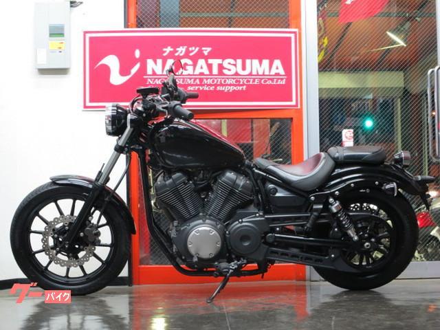 ヤマハ BOLT 2014年モデル・一体型ETCの画像(千葉県