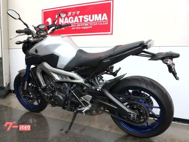 ヤマハ MT-09 ABS搭載モデル・ワンオーナー・ETC付の画像(千葉県