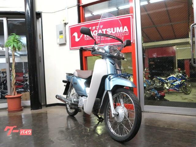 ホンダ スーパーカブ50 ウインドスクリーン・フロントキャリアカスタムの画像(千葉県