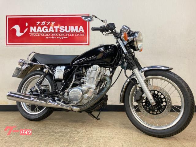 SR400 2019モデル ヨシムラPATRIOTサイクロン・パフォーマンスダンパー・ETC