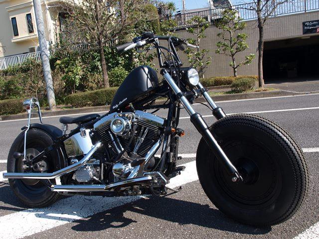 HARLEY-DAVIDSON FLSTF エボ 860の画像(神奈川県
