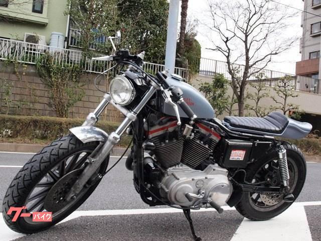HARLEY-DAVIDSON XL1200S スポーツ カフェ TGカスタムの画像(神奈川県